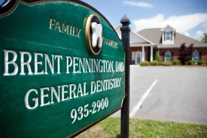 Dr. Brent Pennington-Dental Center